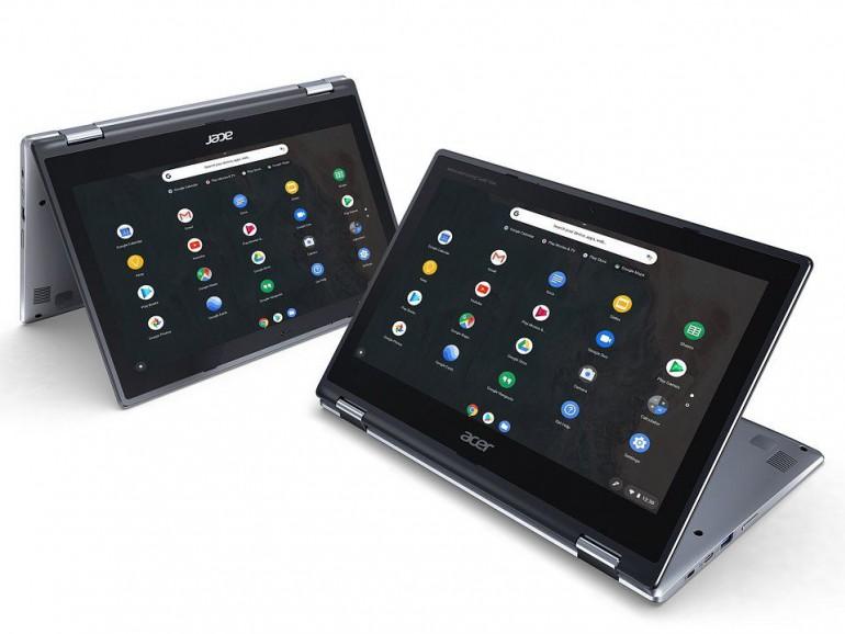 Новые Chromebook представлены на выставке IFA 2019