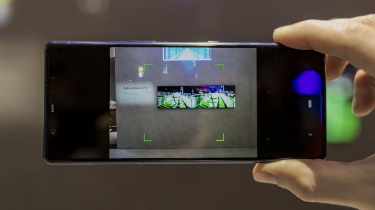 IFA 2019 - Sony Xperia 5 первых впечатлений