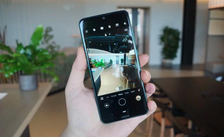 IFA 2019 - Nokia 7.2 первые впечатления