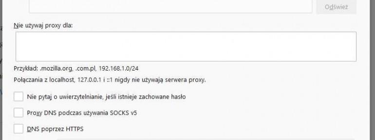 Mozilla по умолчанию проверяет DNS-over-HTTPS