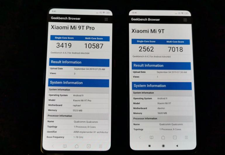 Xiaomi Mi 9T Pro - тест новейшего флагмана из Китая