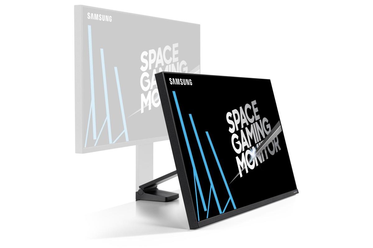 Samsung Space - уникальные мониторы для игроков и не только