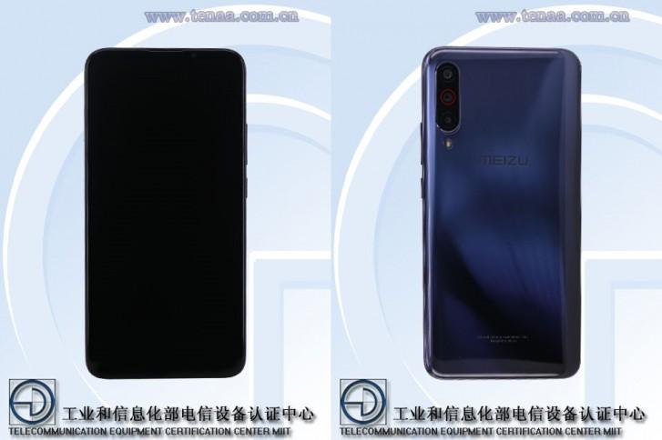 Скоро Meizu 16T, премьера смартфона состоится в октябре