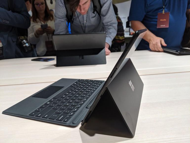 Surface Pro X - большой шаг вперед - первые впечатления