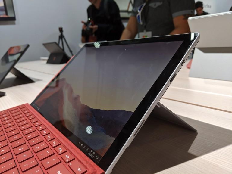 Microsoft Surface Pro 7 с процессорами Ice Lake - первые впечатления