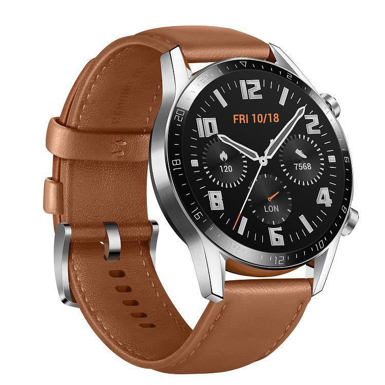 Huawei Watch GT 2 - новое воплощение умных часов появится 14 октября