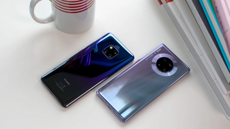 Huawei Mate 20 Pro против Huawei Mate 30 Pro