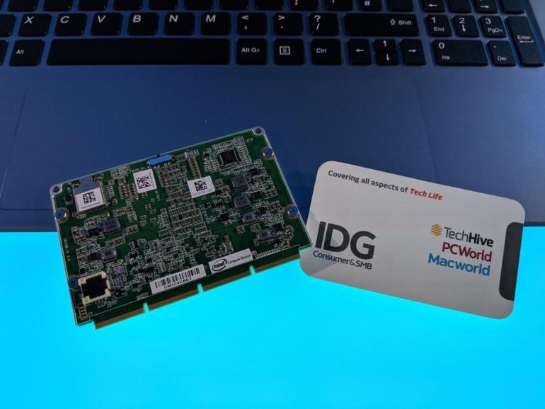 Intel Element - как выглядит модульная конструкция для серверов и рабочих станций