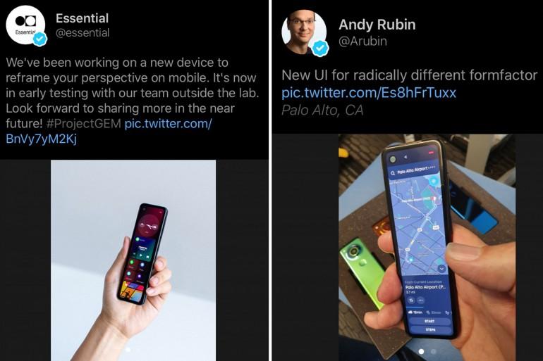 Essential Phone 2 - смартфон в корпусе пульта дистанционного управления