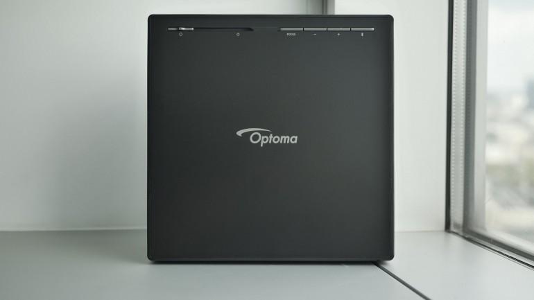 Optoma UHL55 - тест компактного 4K-проектора с Android