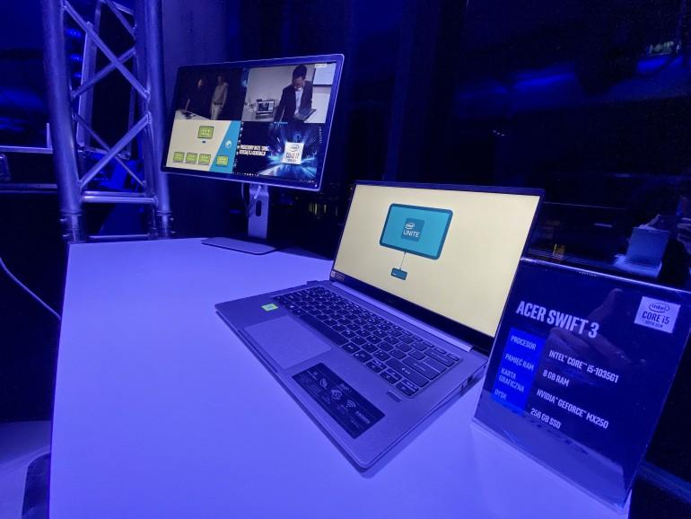 Процессоры Intel 10-го поколения официально в Польше - отчет
