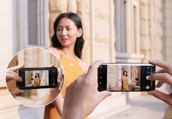 Nubia Z20 - смартфон с двумя экранами поступит в продажу в Европе