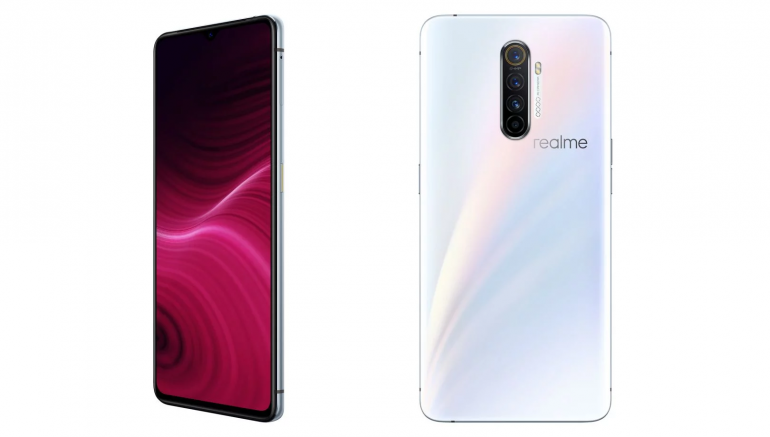 Официально Realme X2 Pro - 6,5-дюймовый экран с частотой 90 Гц, Snapdragon 855+, оперативная память до 12 ГБ и более