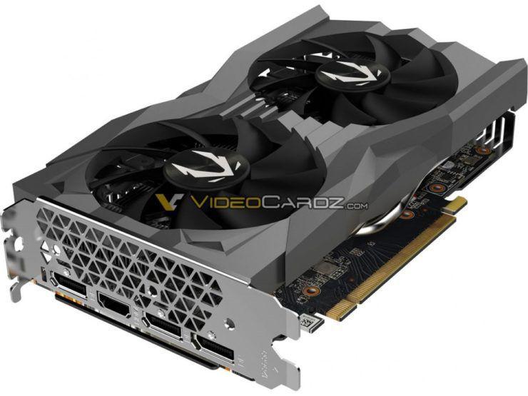 Nvidia GTX 1660 Super протекает в сеть