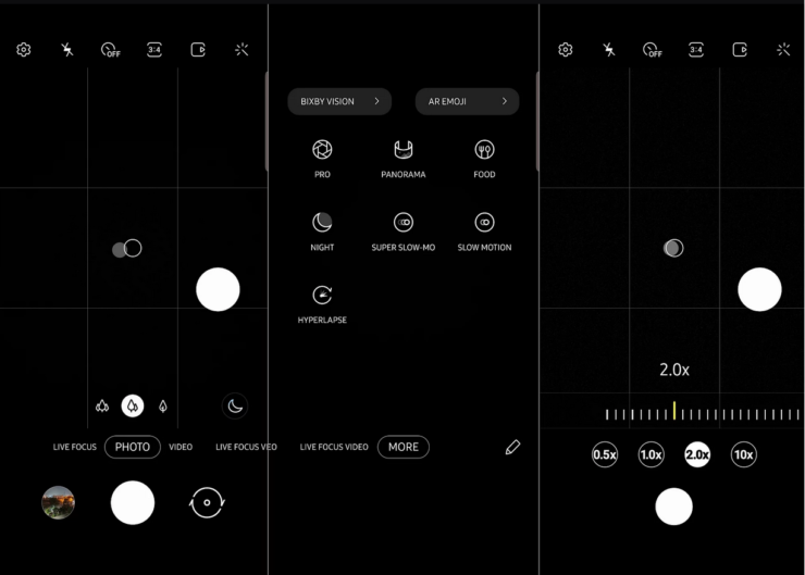 Samsung Galaxy S11: Android 10 и One UI 2.0 на борту