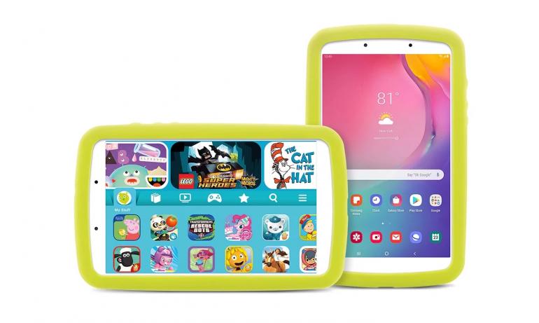 Samsung неожиданно представила Galaxy Tab A Kids Edition