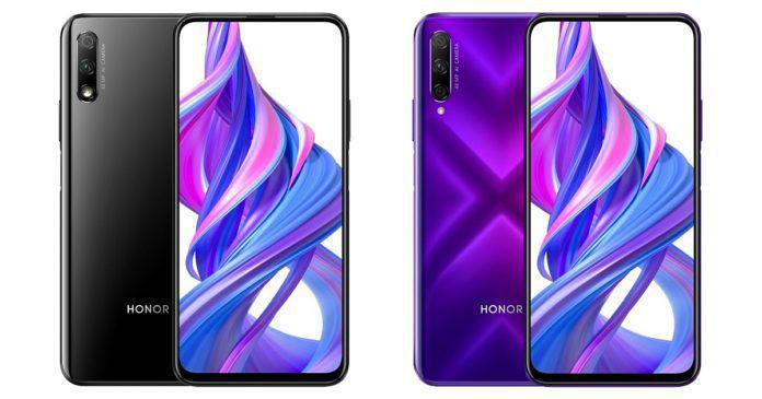 Honor 9X появится в Европе