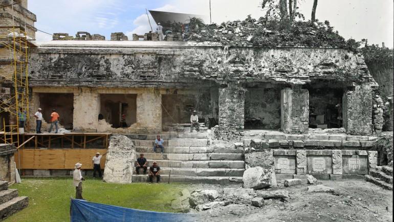 Изучение мира майя - Google и Британский музей приглашают вас в мир майя