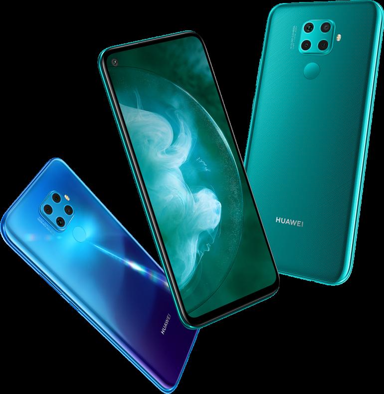 Huawei анонсирует смартфон nova 5z