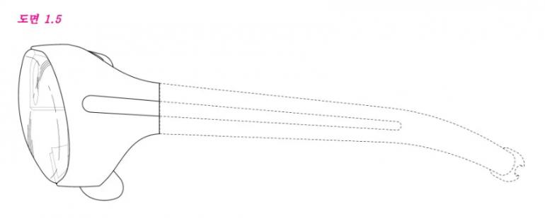 Патент Samsung показывает конструкцию нового набора AR