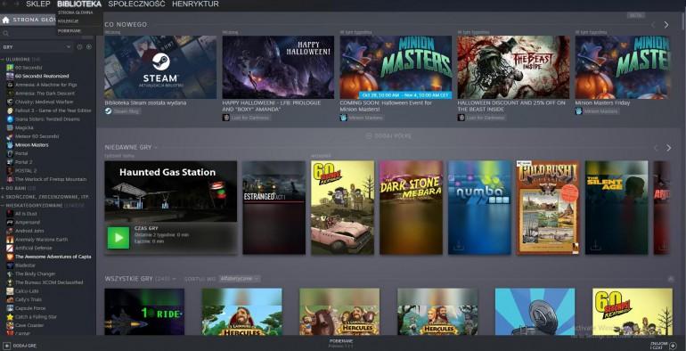 Steam - новая библиотека, доступная каждому
