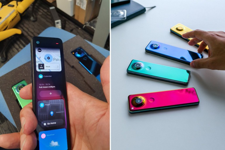 Как будут выглядеть смартфоны в 2020 году?