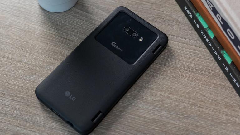 LG G8X ThinQ Dual Screen - обзор