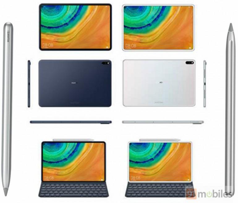 Huawei MatePad Pro - это ответ для iPad Pro