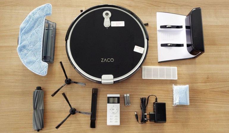ZACO A8s - лучший преемник ILIFE A8?