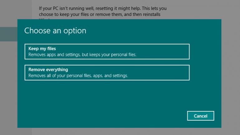 Как вы перезагружаете Windows?