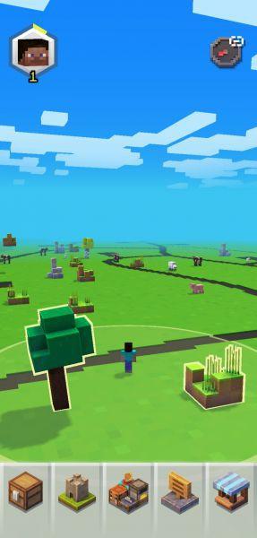 Minecraft Earth - бета-версия уже охватывает все США