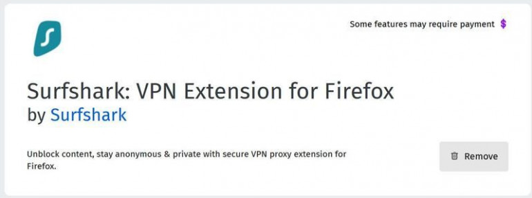 Лучшие расширения VPN для Firefox