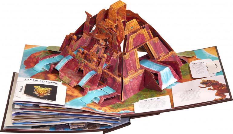 Первый из трех томов «World of Warcraft: Chronicles» дойдет до книжных магазинов