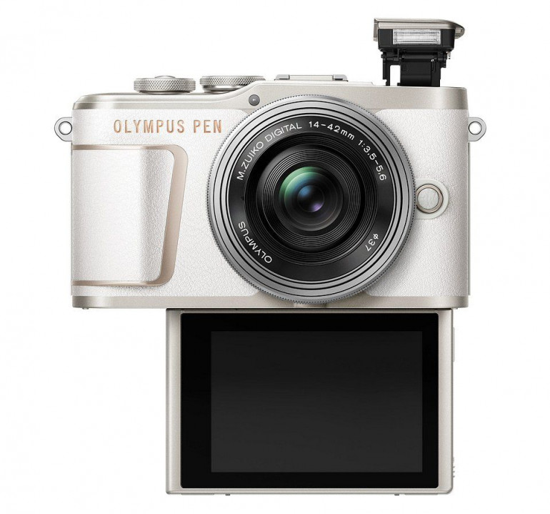 Камера PEN E-PL10 - последнее предложение Olympus