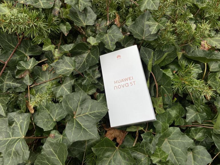Huawei nova 5T - тест интересного смартфона менее чем за 2000 злотых.