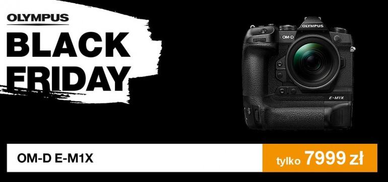 Черная пятница с Олимпом. Камеры по хорошим ценам