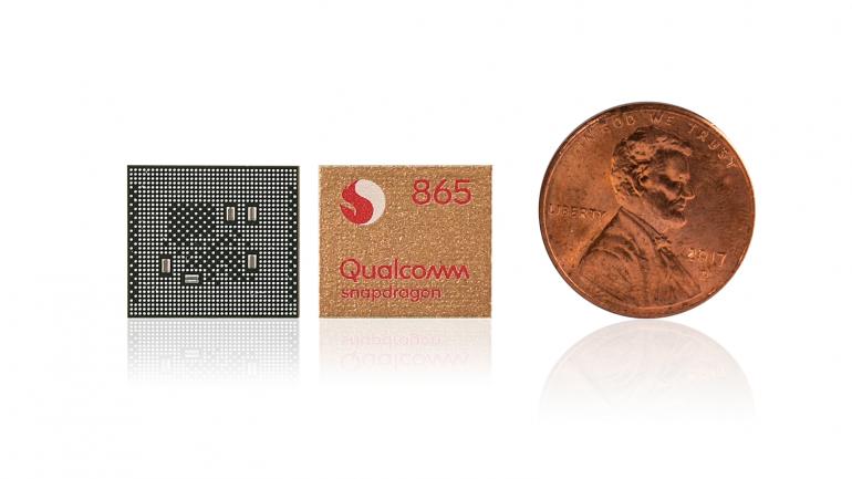 Qualcomm демонстрирует процессоры 5G: Snapdragon 865 и 765