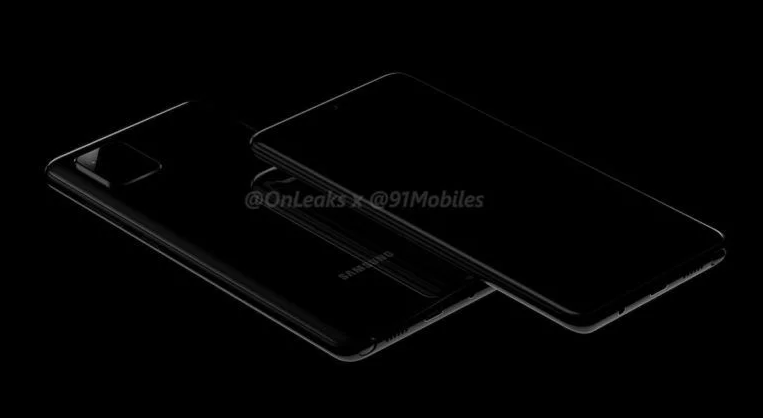 Samsung Galaxy Note 10 Lite, однако, с разъемом для наушников