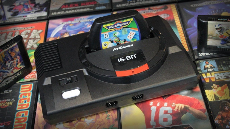 [Обновление] Atari и Sega Mega Drive в Лидле.  И это только начало предложения