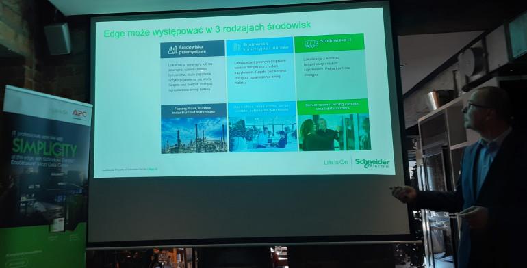Schneider Electric обсуждает проблему современных вычислений и представляет новые продукты