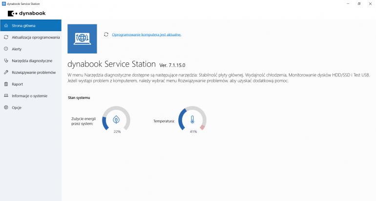 Dynabook Portégé A30-E - тест нового бизнес-ноутбука нового бренда