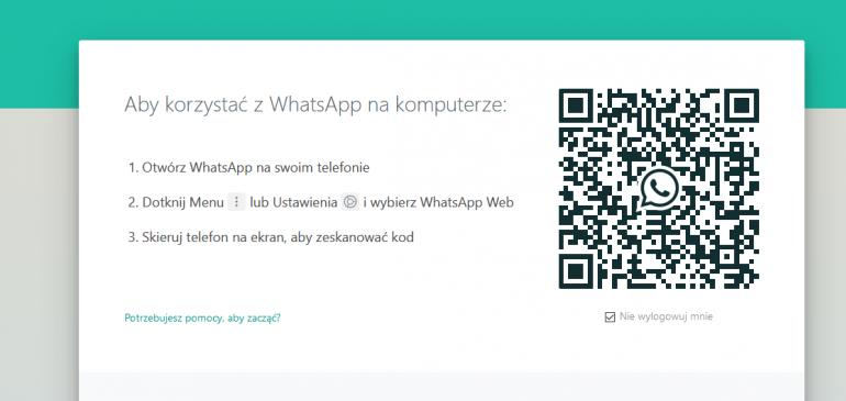 Как использовать WhatsApp на ПК и планшете