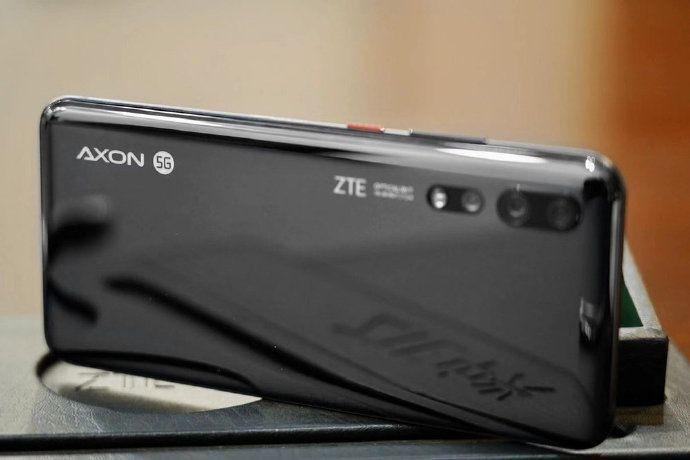 ZTE Axon 10s Pro с процессором Snapdragon 865 и 5G официально