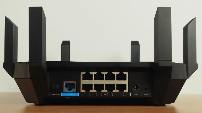 Wi-Fi роутер нового поколения - тест TP-Link Archer AX6000