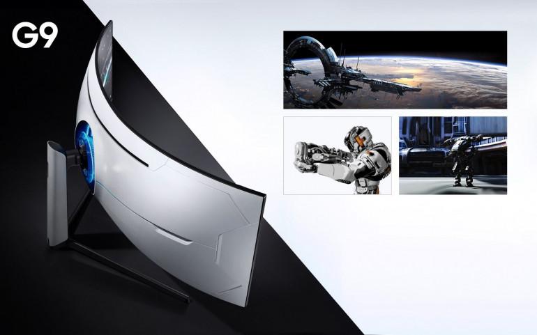 CES 2020: Samsung покажет новые мониторы Odyssey