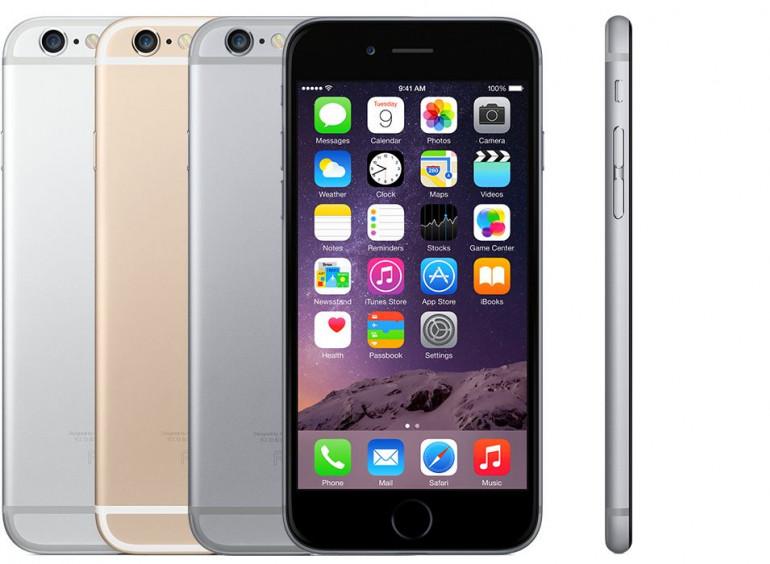iPhone - хит среди рождественских подарков