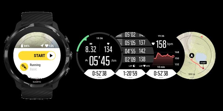 Suunto представляет SmartWach с Wear OS и долговечной батареей