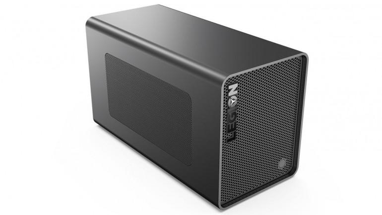 CES 2020: Lenovo представляет игровой ноутбук без видеокарты и новых мониторов