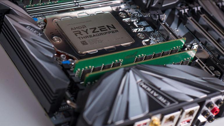Intel тестирует твердотельные накопители на PCIe 4.0 с использованием процессоров AMD