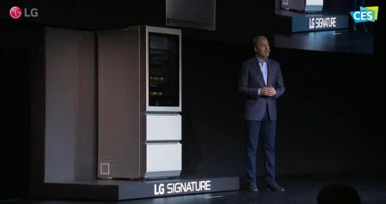 CES 2020: конференция LG